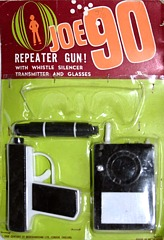 Joe 90 Repeater Gun!