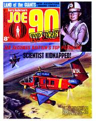 Joe 90 Top Secret No. 4