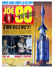 Joe 90 Top Secret No. 14