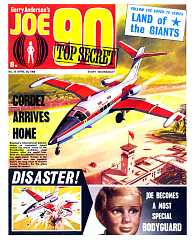 Joe 90 Top Secret No. 15