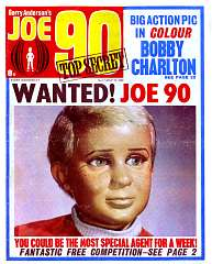 Joe 90 Top Secret No. 17