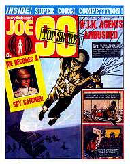 Joe 90 Top Secret No. 19