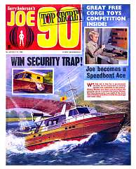 Joe 90 Top Secret No. 20