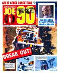 Joe 90 Top Secret No. 21
