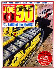 Joe 90 Top Secret No. 25