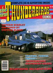 the new Thunderbirds No. 85