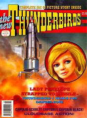 the new Thunderbirds No. 88