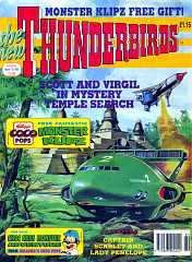the new Thunderbirds No. 89