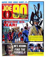 Joe 90 Top Secret No. 13