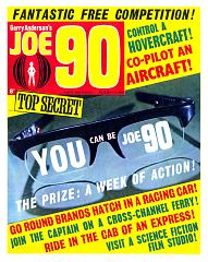 Joe 90 Top Secret No. 18