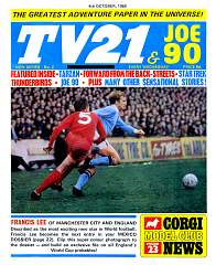 TV21 & Joe 90 No. 2