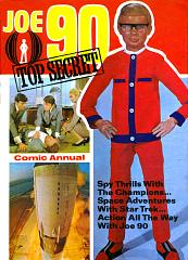Joe 90 Top Secret Annual