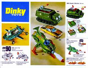 Dinky Catalogue No.10 page 4