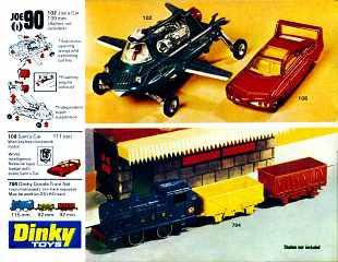 Dinky Catalogue No.9 page 12
