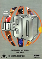 Joe 90 Region 4 DVD Box Set