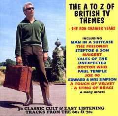 The A To Z Of British TV Themes - The Ron Grainer Years