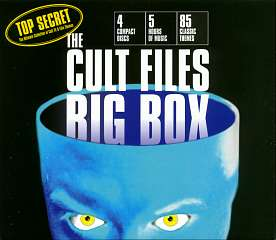 The Cult Files Big Box