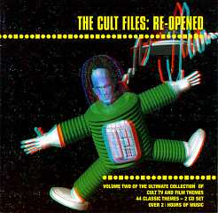 The Cult Files: Re-Opened