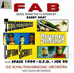FAB - Music from the TV shows by Barry Gray
