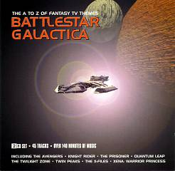 The A To Z Of Fantasy TV Themes - Battlestar Galactica