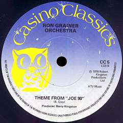 "Ron Grainer - Theme from ""Joe 90"""