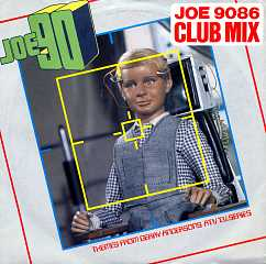 "Joe 9086 Club Mix 7"" single"