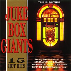 Juke Box Giants - The Eighties