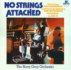 "No Strings Attached 10"" album"
