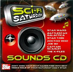 Sci-Fi Saturday - Sounds