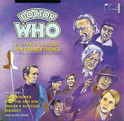 Doctor Who & Other Classic Ron Grainer Themes